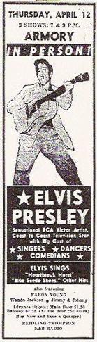 weekend with Elvis