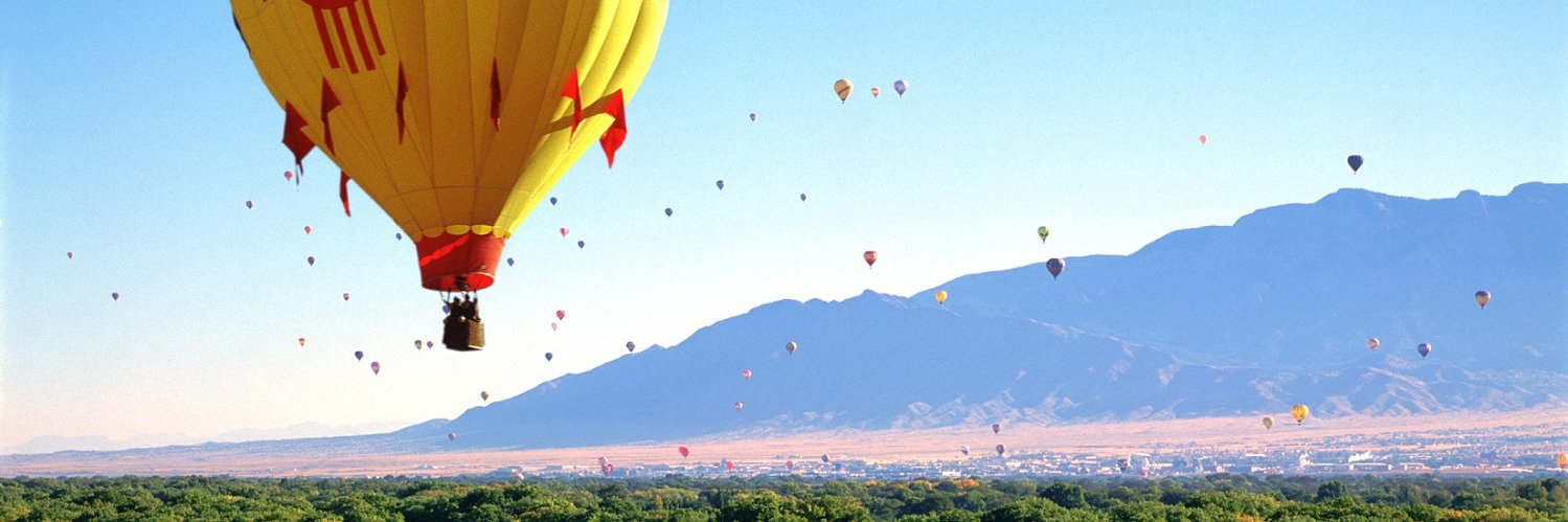 Hot Air Balloon Albuerque NM