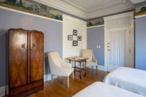 Sitting Area in Cristy Room at Bottger Mansion