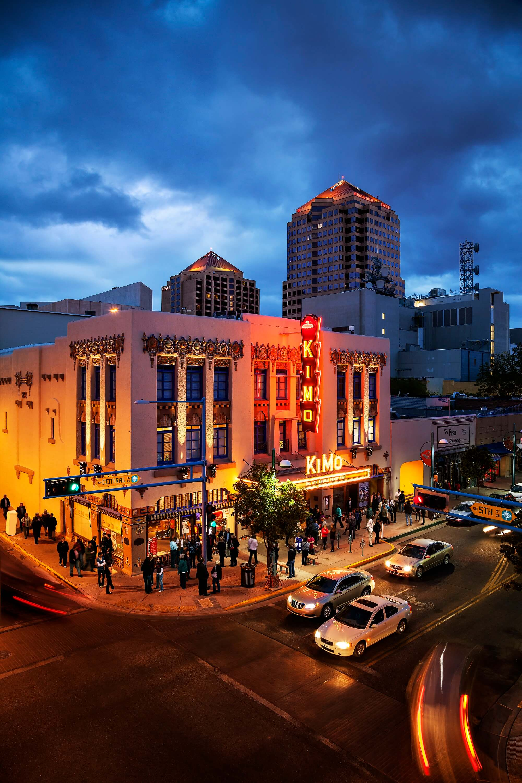 everything you need to know about the KiMo Theatre in Albuquerque 1